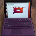 Ubuntu 18.04 LTS no Microsoft Surface Pro 3 2-in-1