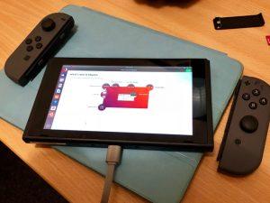 Ubuntu 18.04 LTS no Nintendo Switch! Sim, é possível!