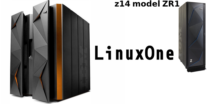 Ubuntu no IBM LinuxONE Rockhopper II e IBM z14 Model ZR1