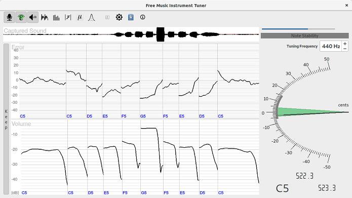 Como instalar o afinador de instrumentos músicais FMIT no Linux