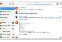 Como instalar o app de mensagens Fractal no Linux