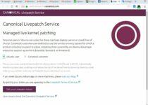 Como ativar o Canonical Livepatch Service no Ubuntu 14.04 ou superior