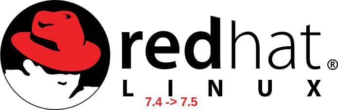 Como atualizar o Red Hat Enterprise Linux 7.4 para 7.5