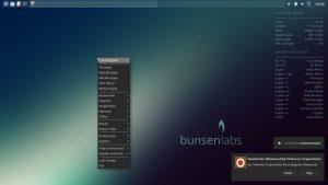 BunsenLabs Linux Helium lançado - Confira as novidades e baixe