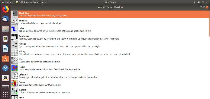 Como instalar uma coleção de jogos de quebra-cabeça no Ubuntu