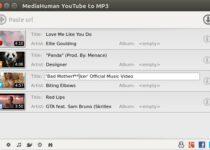Como instalar o conversor YouTube to MP3 no Ubuntu e derivados