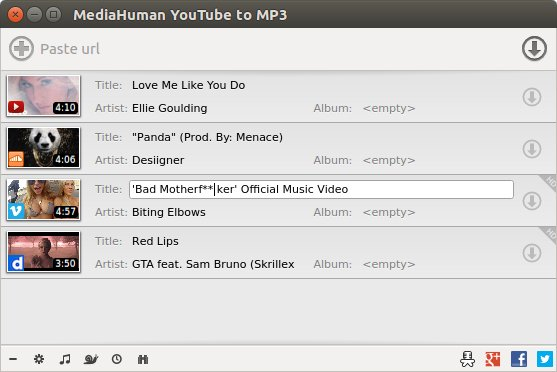 Como instalar o conversor YouTube to MP3 no Ubuntu e derivados