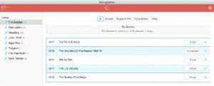 Como instalar o aplicativo Discographer no Linux via Snap