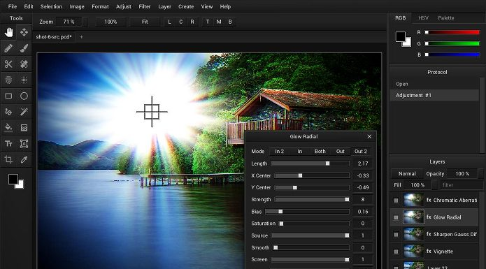 Como instalar o editor de imagens Pencilsheep no Linux via Snap