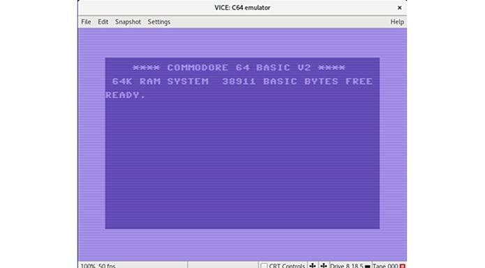 Como instalar o emulador de Commodore VICE no Linux
