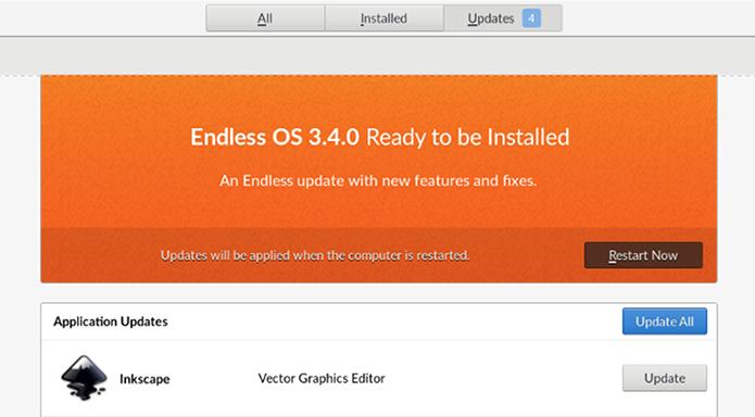 Endless OS 3.4 lançado - Confira as novidades e baixe