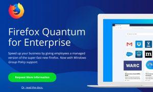 FireFox 60 lançado com suporte a YubiKey e mais