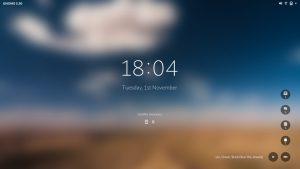 GNOME 3.30 terá uma nova tela de bloqueio e login! Confira!