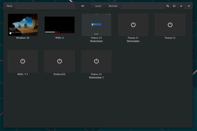 Como instalar o GNOME Boxes no Linux via Flatpak