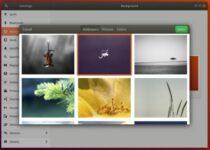Como instalar os antigos papeis de parede do Ubuntu