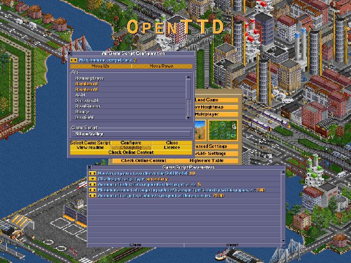 Como instalar o jogo OpenTTD no Linux via Flatpak