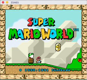 Como jogar seus jogos da Nintendo no Linux com ZSNE
