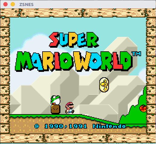 Como jogar seus jogos da Nintendo no Linux com ZSNES