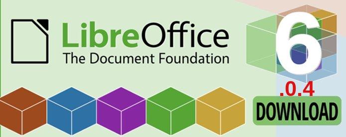 LibreOffice 6.0.4 lançado com 88 correções de bugs