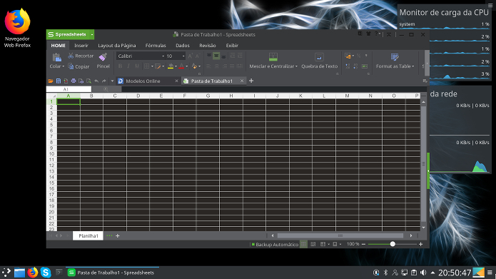 Lançada Linuxfx 9, uma distro brasileira baseada no Ubuntu