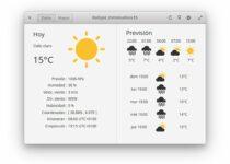 Como instalar o aplicativo de previsão do tempo Meteo no Linux