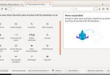 Como ocultar a barra de título do Firefox 60