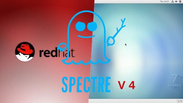 RHEL e CentOS 7 receberam correções para Spectre Variant 4