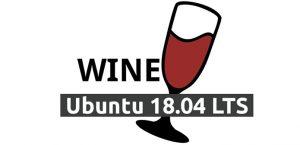 Como instalar o Wine no Ubuntu 18.04 LTS e derivados