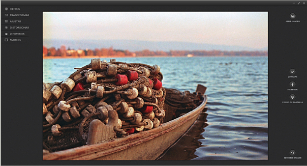 Como instalar o aplicativo Photo Editor no Linux via Flatpak