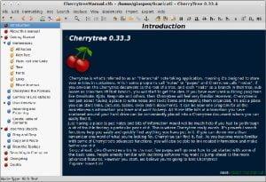 Como instalar o app de anotações Cherrytree no Ubuntu e derivados
