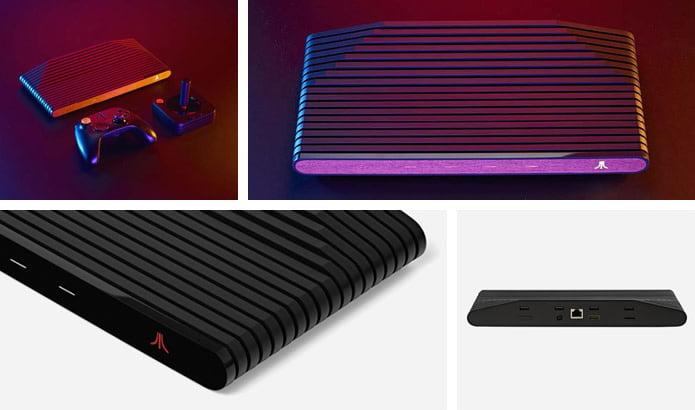 Começou a pré encomenda do Atari VCS com Ubuntu!