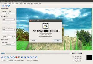 Como instalar o editor de vídeos Avidemux no Linux via Flatpak