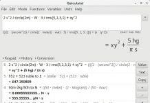 Como instalar a incrível calculadora qalculate no Linux via Snap