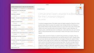 Como instalar o cliente Hacker News HackUp no Linux via Flatpak