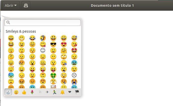 Como inserir Emoji no Ubuntu 18.04 sem complicações