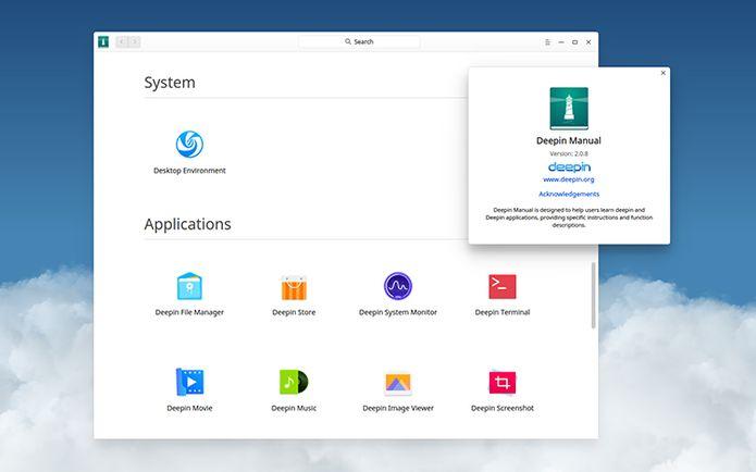 Deepin 15.6 lançado com grandes melhorias nos detalhes