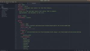 Como instalar o editor de código Atom no Linux via snap