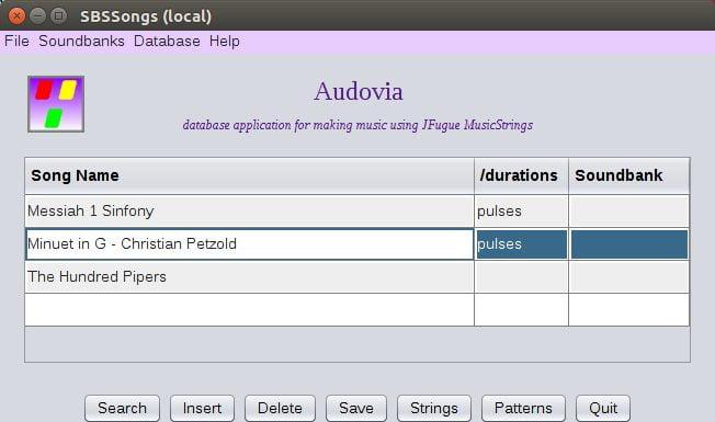 Como instalar o gerador de músicas Audovia no Linux via Snap