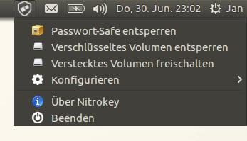 Como instalar o gerenciador de tokens Nitrokey-app no Linux via Snap
