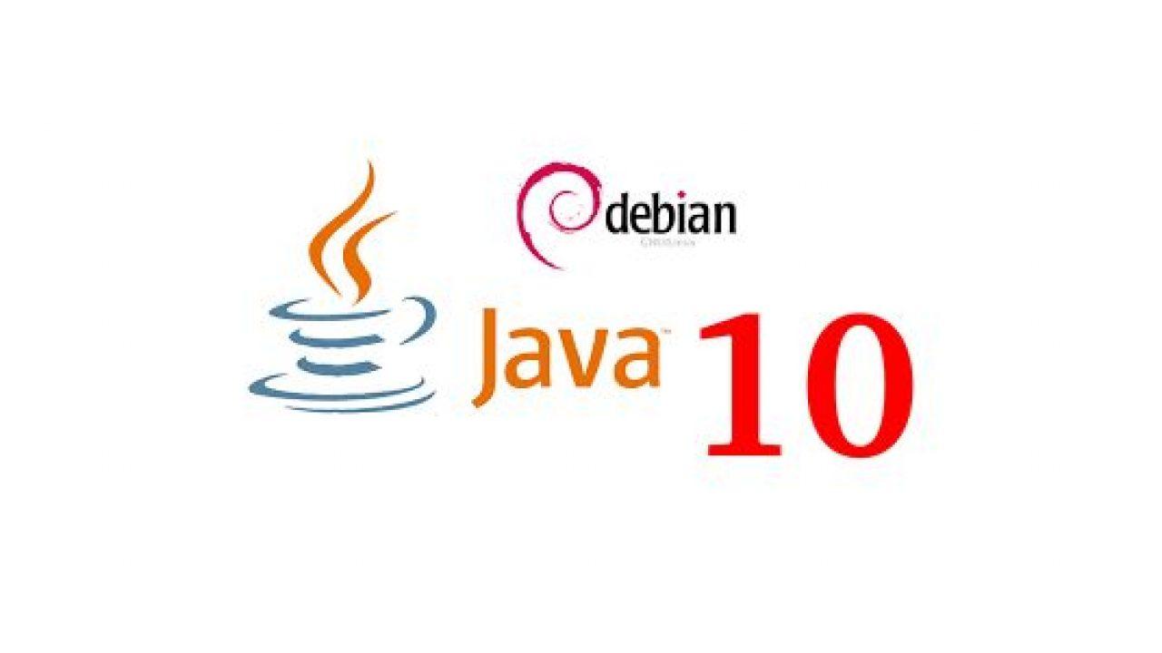 Como instalar o Java 10/11 no Debian 8 e 9 via repositório