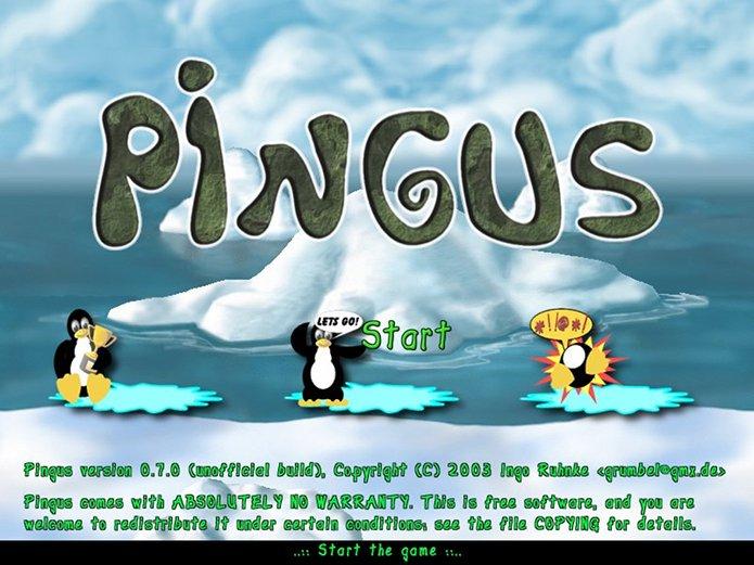 Como instalar o divertido jogo Pingus no Linux via Snap