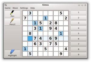 Como instalar o jogo Sudoku Simsu no Linux via Flatpak