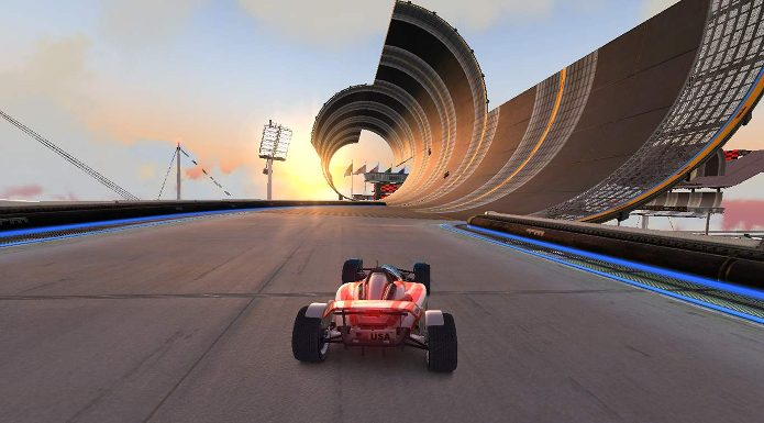 Como instalar o jogo TrackMania Nations Forever no Linux via Snap
