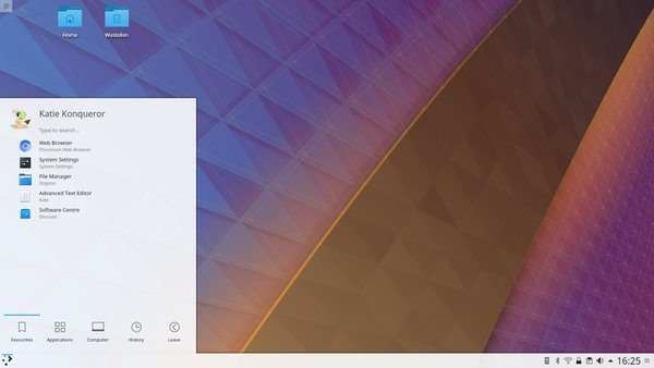 KDE Plasma 5.13 lançado com telas de bloqueio e login renovados