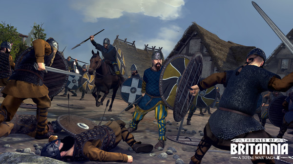 lancado total war saga thrones of britannia para linux 1 1 - Lançado Total War Saga: Thrones of Britannia para Linux