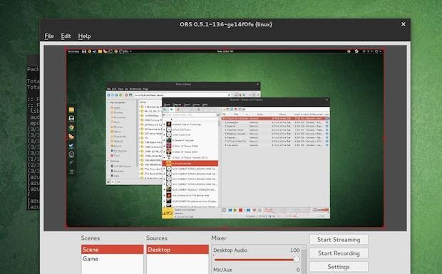 Como instalar o Open Broadcaster no Linux via Snap