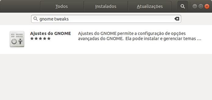 Como redefinir o ambiente Gnome Desktop no Ubuntu 18.04