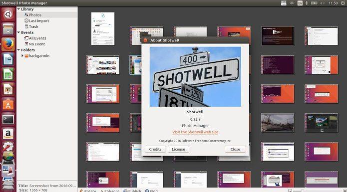Como instalar o organizador de fotos Shotwell no Ubuntu e derivados