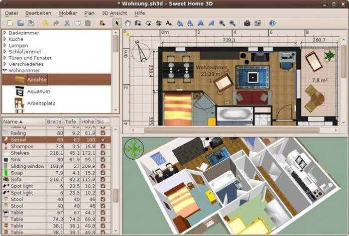 app de design interior sweet home 3d no linux via snap - Como instalar a versão mais recente do Oracle Java no Arch Linux