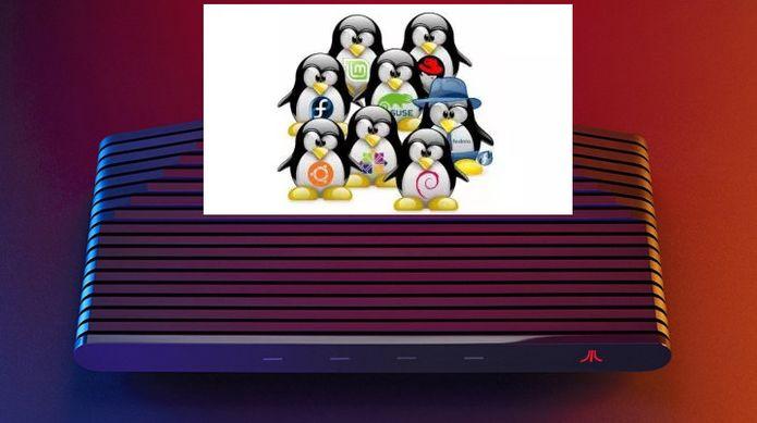 Atari VCS permitirá executar qualquer distribuição Linux?